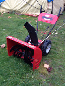 snowblower chassis
