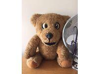 Vintage nookie bear puppet