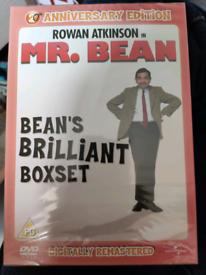 Mr Bean boxset