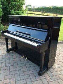 Best selling* Yamaha U1 black upright piano   Belfast pianos 