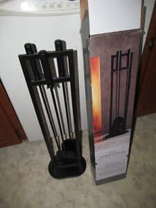 Threshold Fireplace Tool Set