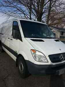 Mercedes-Benz Sprinter Van TAKE OVER LEASE