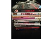 Retro DVDs bundle