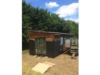 Mobile home static caravan 38 x 12