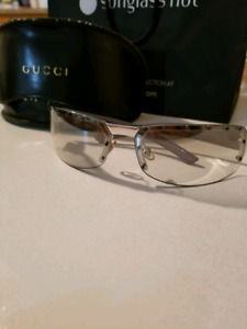 Authentic GUCCI GG Design sunglasses
