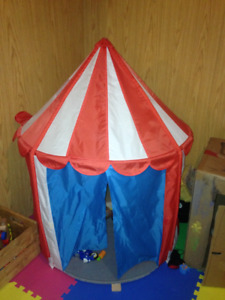 Ikea circus tent for baby