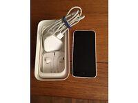 Unlocked iPhone 5C 8gb White