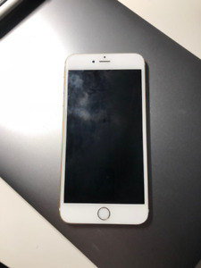 Iphone 6 Plus Gold for Sale with Mophie Charging Case