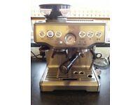 Sage barista coffee machine