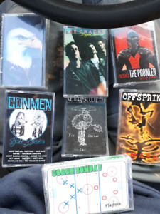 Want to Buy old Punk Cassettes.