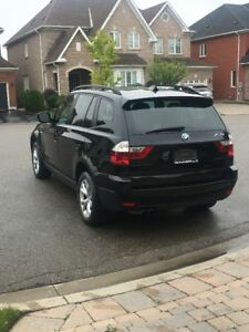 2010 BMW X3 SUV, Crossover