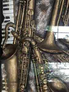 3-Dimensional JAZZ Art West Island Greater Montréal image 3