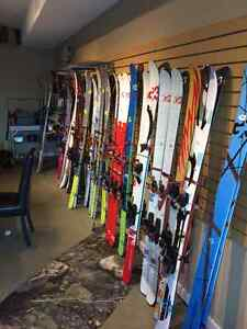 G3 Demo Ski's for Sale by Sales Rep