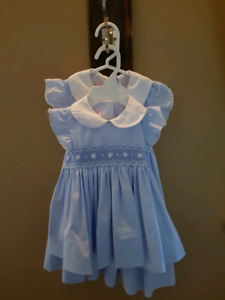 Gorgeous smocked dresses, Age 1 and 3 yrs