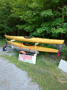 Build your own, kayak or canoe