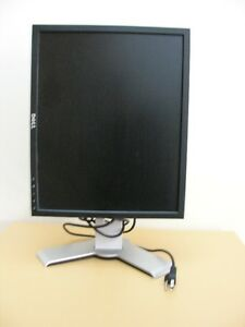 Dell 1907FPT Monitor with Height adjustable stand