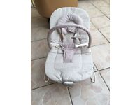 Mamas & Papas bouncer chair 0-6 months