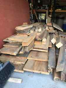 Reclaimed Barn Board Lumber