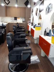 Barbershop for lease inside a shopping mall