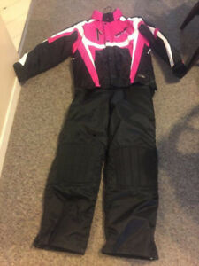Choko snowmobile suit youth 14/ ladies small