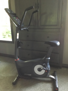 Upright Exercise Bicycle