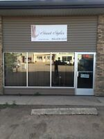 Hair salon for sale reduced to $8000