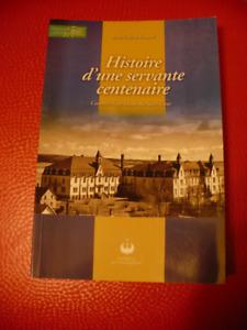 HISTOIRE D'UNE SERVANTE CENTENAIRE