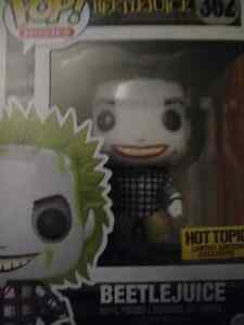 Beetlejuice Exclusive Hot Topic Mystery Funko London Ontario image 2