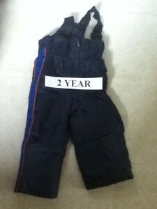 Size 2 to 3 Kids Snowpants