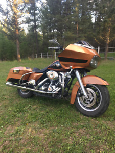 2008 Harley Road Glide 105th anniversary