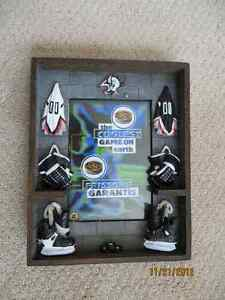 "BUFFALO SABRES NHL HOCKEY PICTURE FRAME FOR 5"" X 7"" PHOTO"