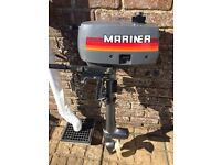 Mariner 2hp outboard motor