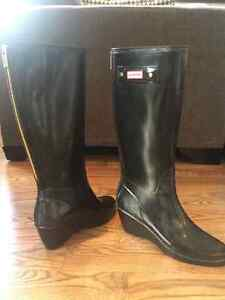 Hunter boots - new without tags St. John's Newfoundland image 1
