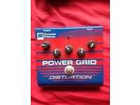 Seymour Duncan Power Grid Distortion Pedal