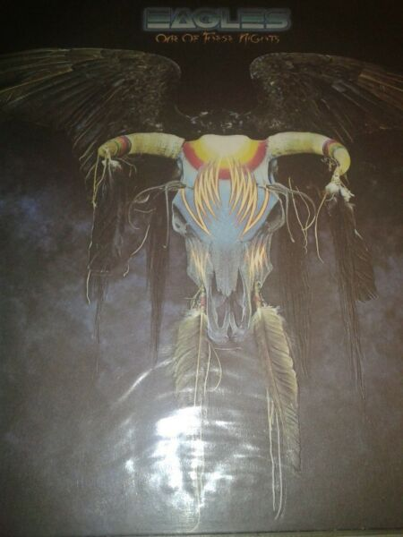 The Eagles - One of These Nights  ,75 lp