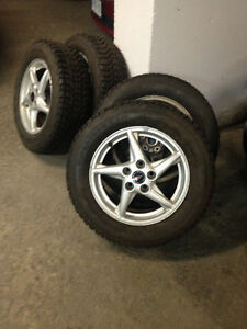 WINTERS COMING SOON!!!  NEW Firestone Winter Force tires