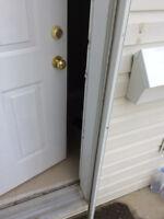 Door closing problems  we can fix.Door installations