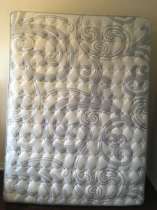 Queen Spring Mattress (Firm) and Boxspring ! Beauty Rest!