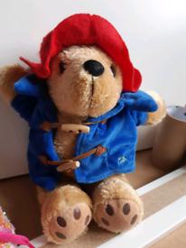 Paddington Bear Teddy