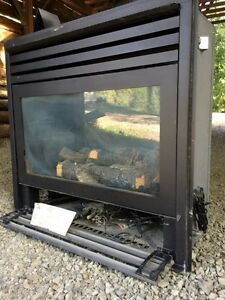 Gas fireplace , Montego Zero clearance