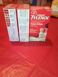 infants grape liquid Tylenol