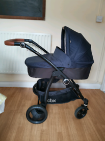 Cybex cbx Leotie Lux Pushchair with Reversible Luxury Seat