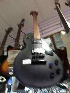Epiphone les paul studio goth. Busters sells used guitars