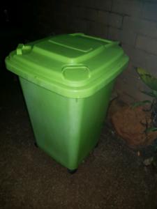 Mini wheely bin