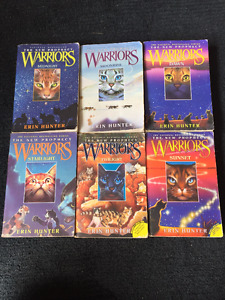 Warriors Cats Books