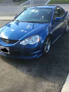 2004 Acura RSX Type S Coupe (2 door)