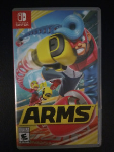 Arms - Nintendo Switch - Mint