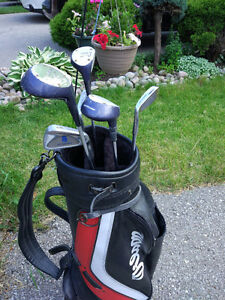 Wilson Golf bag and club sets