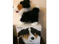 Shep the sheepdog toy.