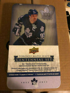 BRAND NEW UPPER DECK CENTENNIAL SET TINS FOR SALE!! (SEALED)